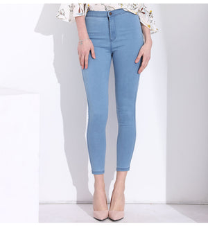 Silhouette Skinny Jeans