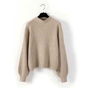 Modest Cashmere Sweater