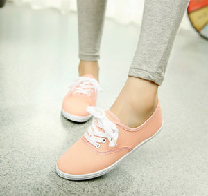 Candy Color Breathable Shoes