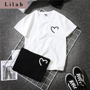 Unfinished Heart Tee
