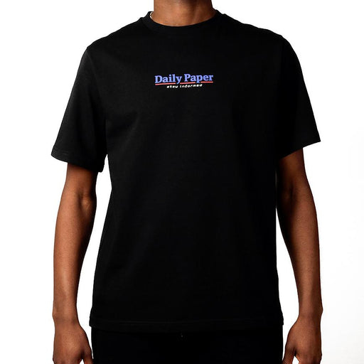 Daily Paper Essential T-Shirt  Black