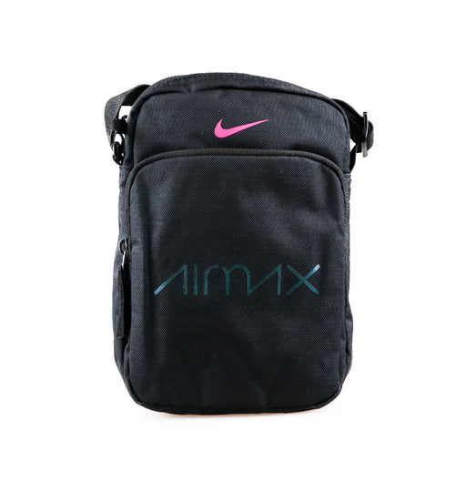 Heritage Small Items Bag Air Max Day   Black/Laser Fuchsia