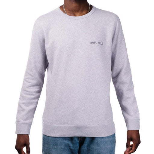 West Coast Sweatshirt Heather Grey