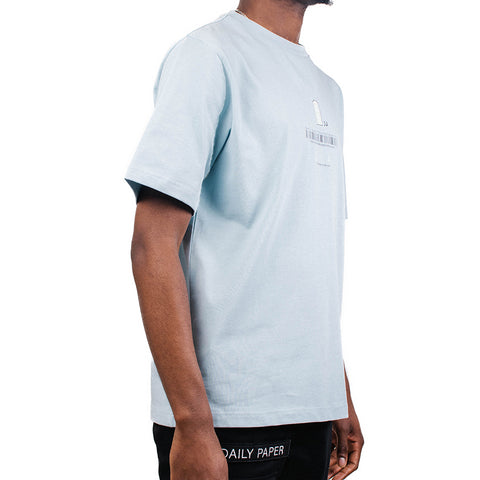 Daily Paper Fitot T-Shirt Light Blue