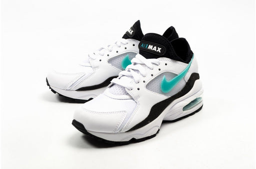 Nike Air Max 93 Womens Turquoise/Black