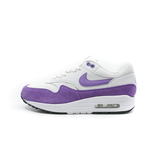 WMNS Air Max 1 Summit White/Atomic Violet-Black