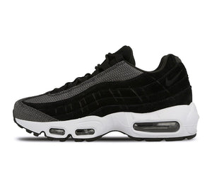 Nike Air Max 95 Premium Womens Black/Black