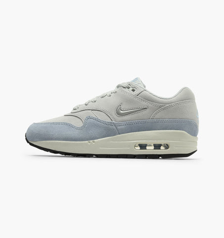 WMNS Air Max 1 Premium SC Pure Platinum/Metallic Platinum