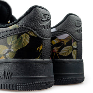 Wmns Air Force 1 '07 LXX Black/Metallic Gold