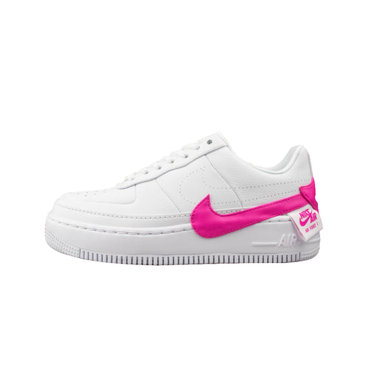 Wmns Air Force Jester XX   White/Laser Fuchsia