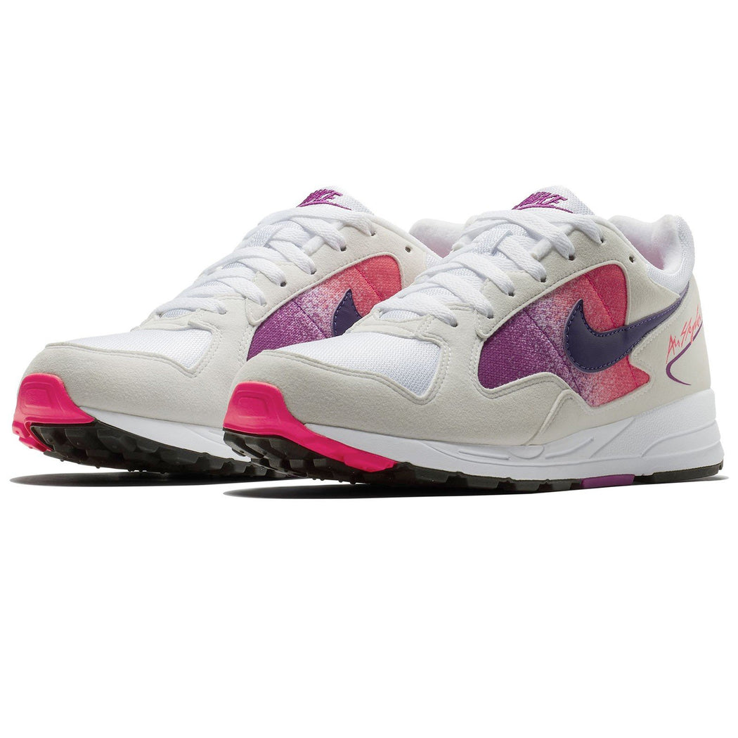 Air Skylon 2 White/ Court Purple-Solar Red