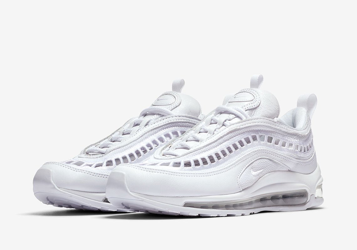 Nike Air Max 97 Ultra 97 Ultra 2017 SI Womens White/White