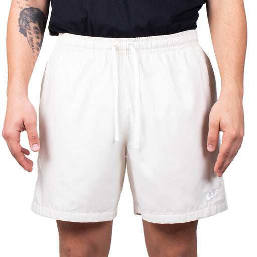 Nike Sportswear Woven Short   Light Cream/White