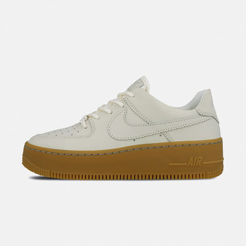 Wmns Air Force 1 Sage Low LX   Pale Ivory/Gum Light Brown