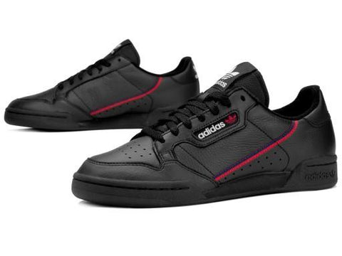 Continental 80 Core Black/Scarlet/Collegiate Navy