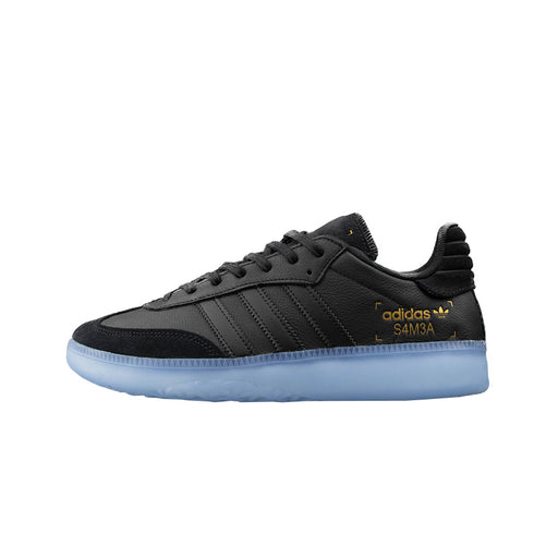 Samba RM   Core Black/Shock Cyan-Gold Metallic