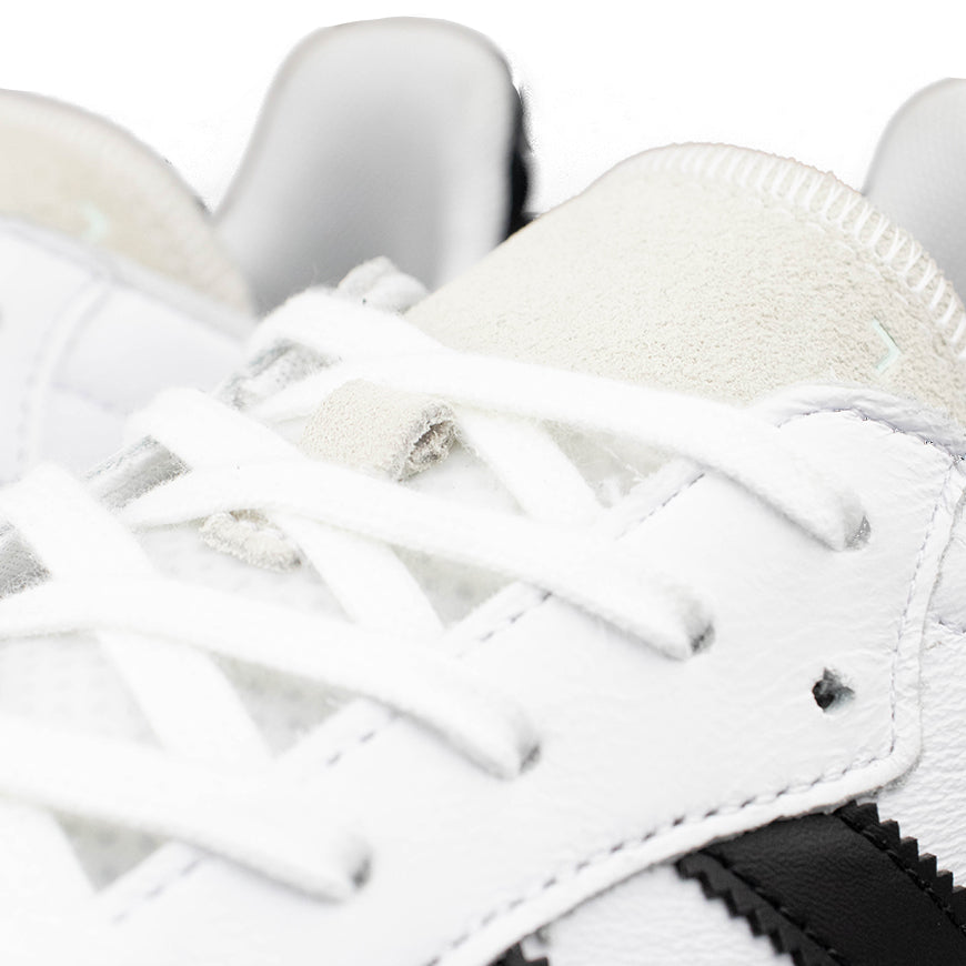 Samba RM   Cloud White/Core Black-Clear Mint