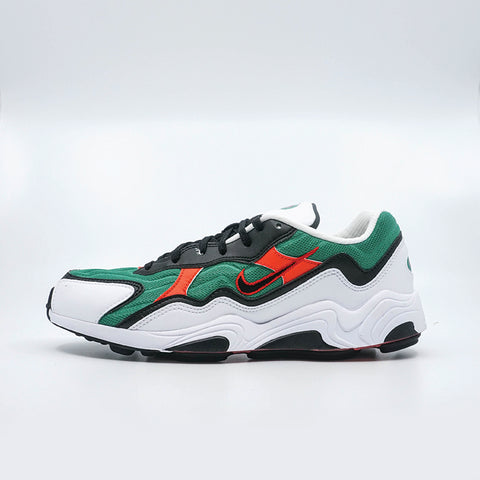 Air Zoom Alpha   Lucid Green/Habanero Red