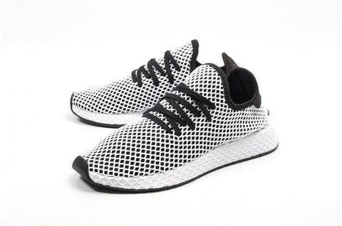 Adidas Deeruot Runner Black/White