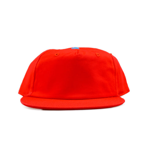 Samstag Archive Cap   Red/Blue