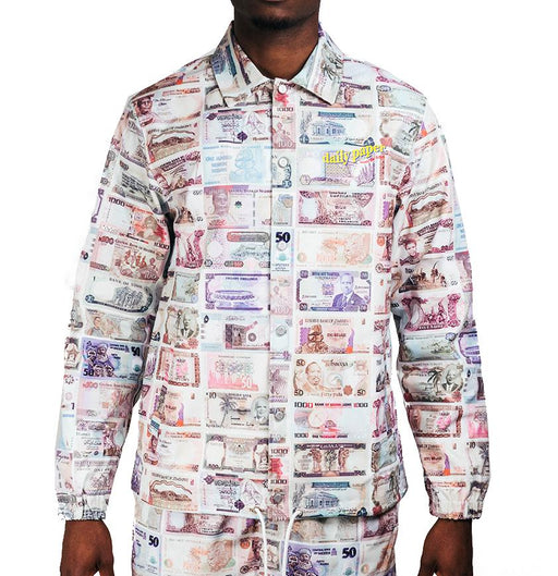 Daily Paper Foach 1 Jacket  All Over Print