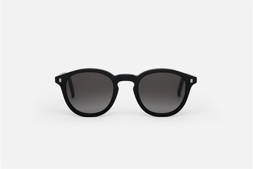 Nelson Black - gradient grey lens