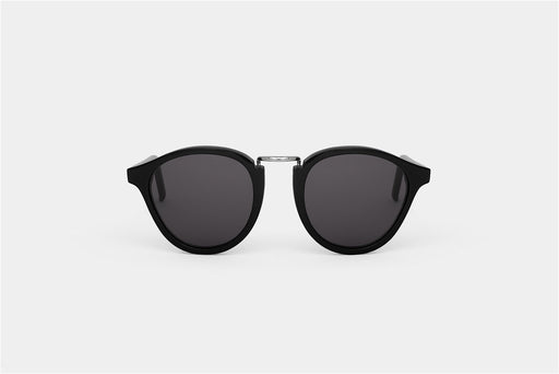 Nalta Black - solid grey lens