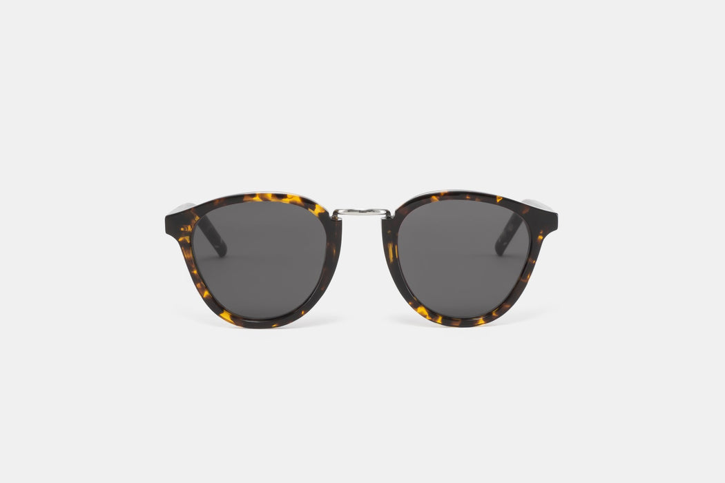 Nalta Havana Dark - solid grey lens