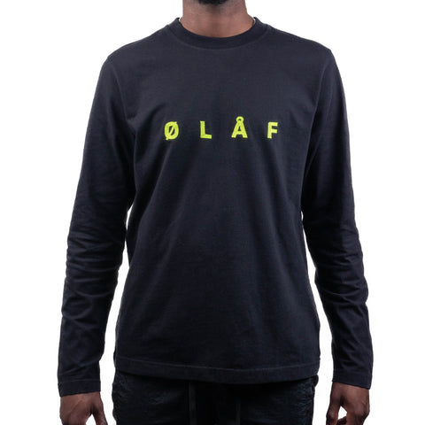 OLAF Sans Tee Long Sleeve