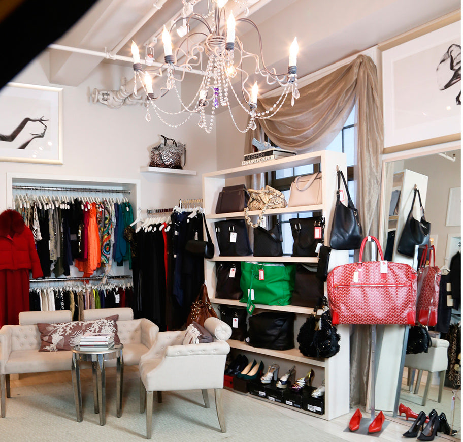 Need new designer clothes, bags, shoes or jewelry? Or some expert style  advice? We are here to provide you with innovative personal styling and  designer ...