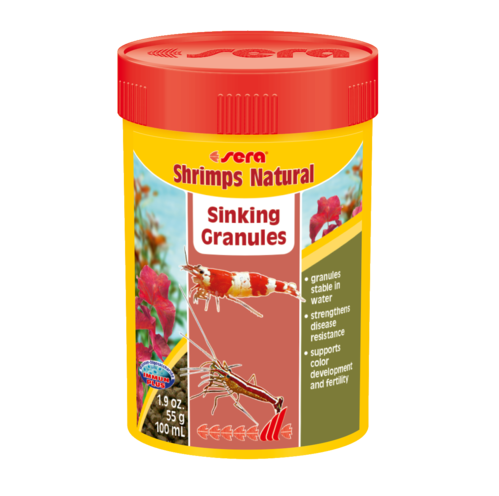 Sera Shrimps Natural 100ml