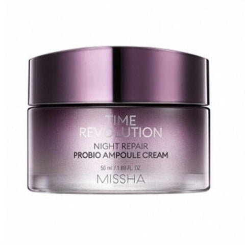 Missha | Time Revolution Night Repair Probio Ampoule Cream
