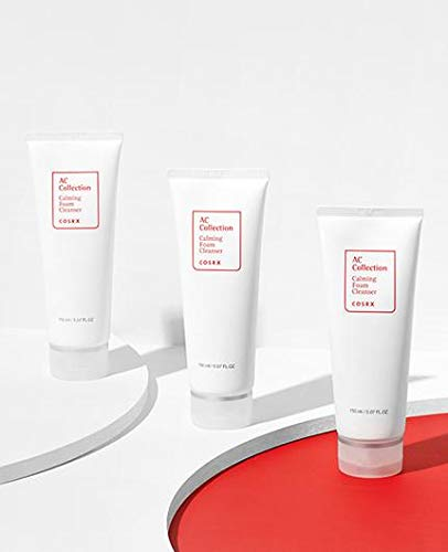 COSrx AC Collection | Calming Foam Cleanser (Acne)