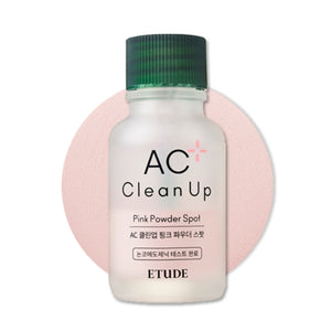 Etude House | AC Clean up Pink Powder Spot