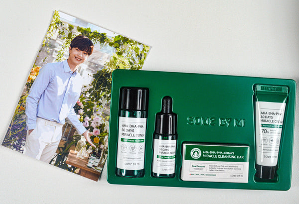 SOMEBYMI | AHA.BHA.PHA 30 Days Miracle Starter Kit