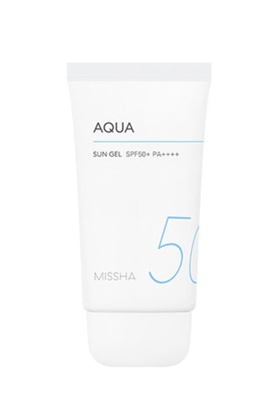 MISSHA | All-around Safe Block Aqua Sun Gel SPF50+ PA+++ | Shop Mujer Bonica
