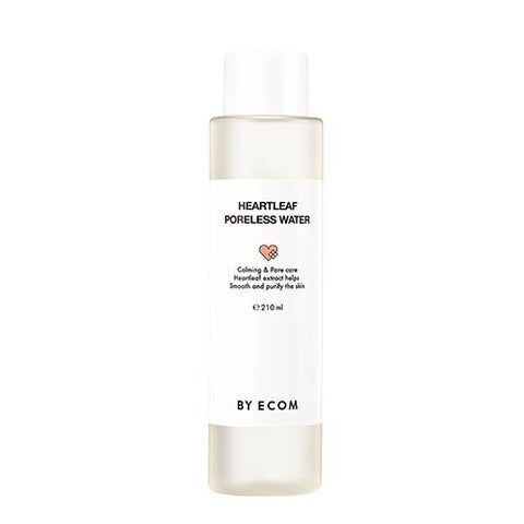 By Ecom | Heartleaf Poreless Water (210ml)