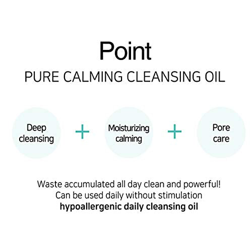 ByEcom | Pure Calming Cleansing Oil