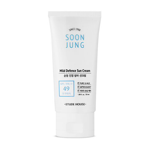 Etude House SoonJung Mild Defense Sun Cream