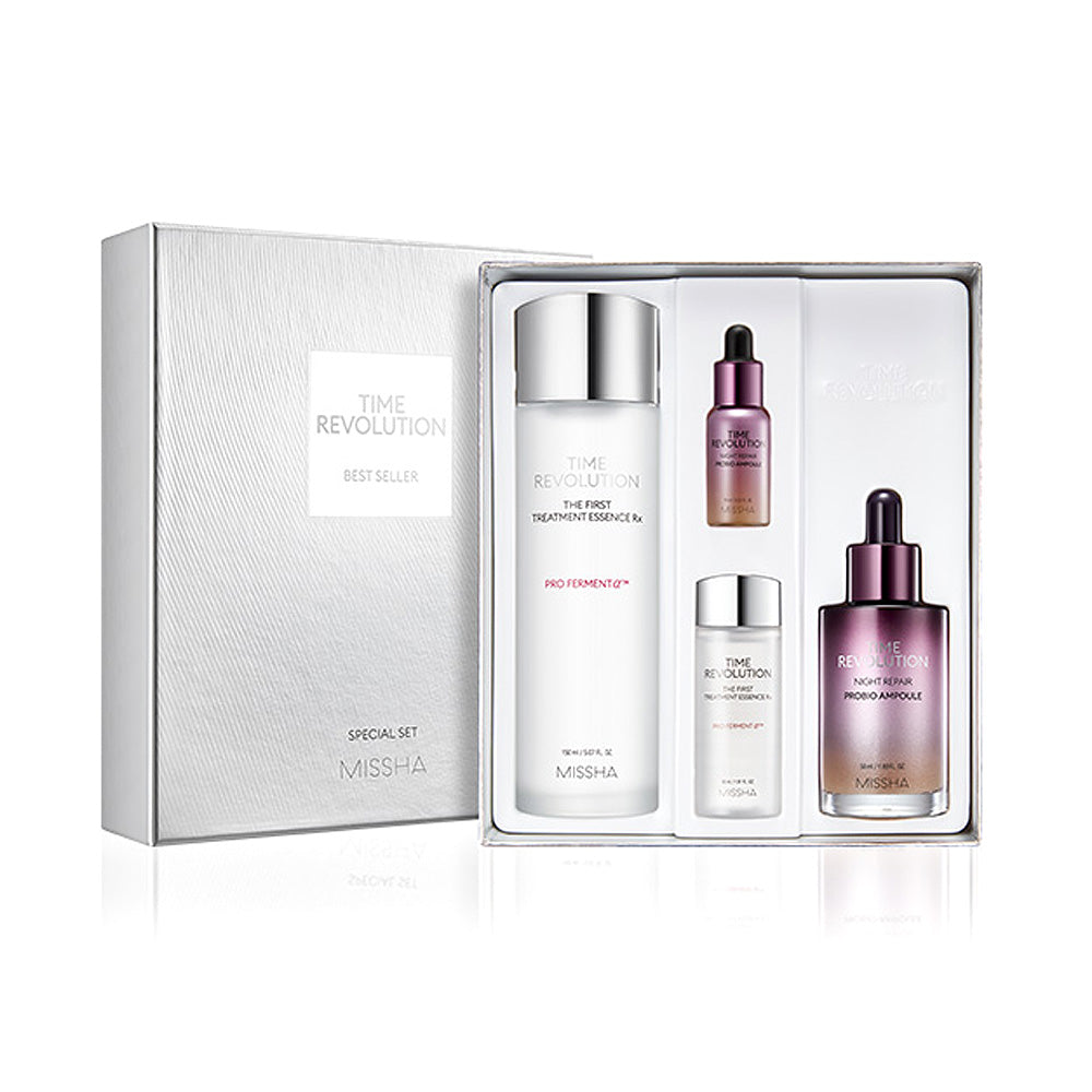 Missha | Time Revolution Best Seller Special Set