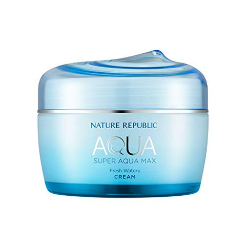 Nature Republic |  Super Aqua Max Fresh Watery Cream 80ml