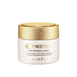 Secret Key | Prestige Snail + EGF Repairing Cream