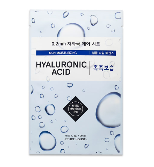 Etude House | Therapy Air Mask with Hyaluronic Acid