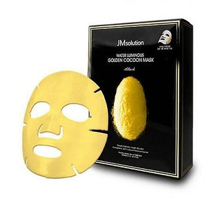 JM Solution | Water Luminous Golden Cocoon Mask Black