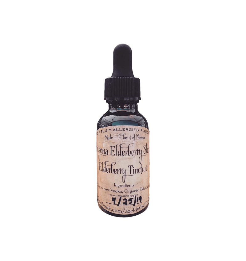 Elderberry Tincture (30ml)