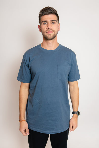 AS Colour 5027 - Mens Classic Pocket Tee