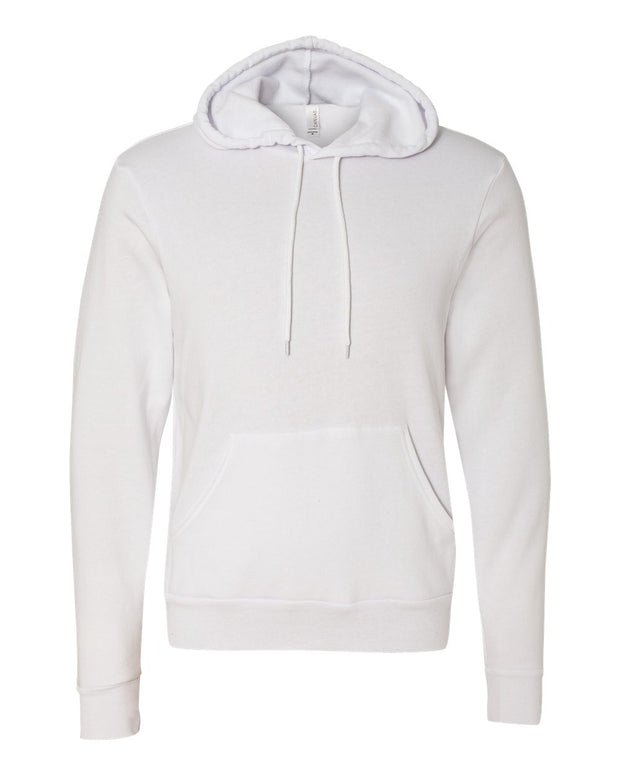 BELLA + CANVAS 3719 - Unisex Sponge Fleece Hoodie