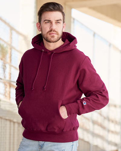 Champion S101 - Reverse Weave® Hooded Pullover Sweatshirt