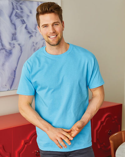 Hanes 5250 - ComfortSoft® Tagless® Short Sleeve T-Shirt