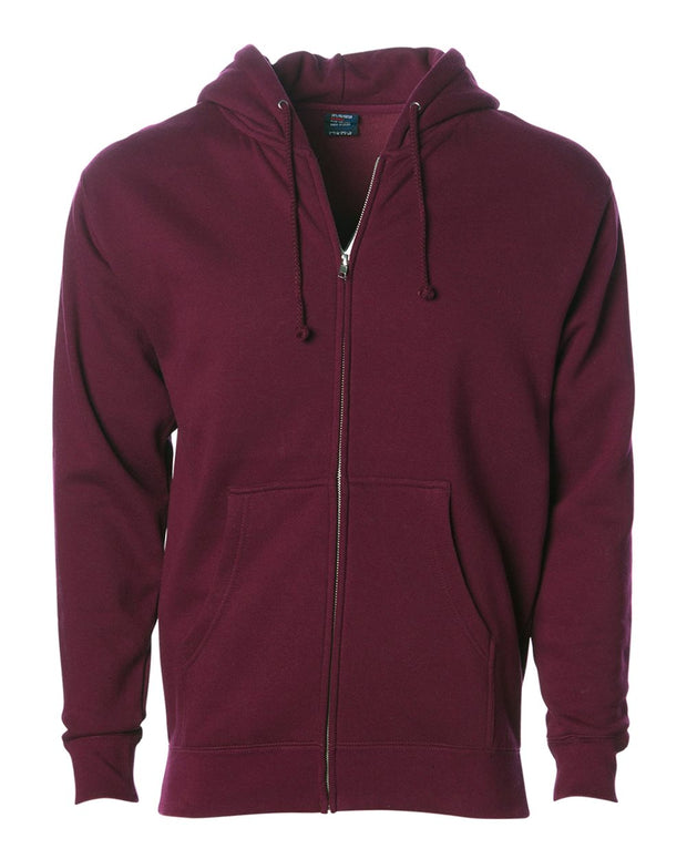 Independent Trading Co. IND4000Z - Full-Zip Hooded Sweatshirt